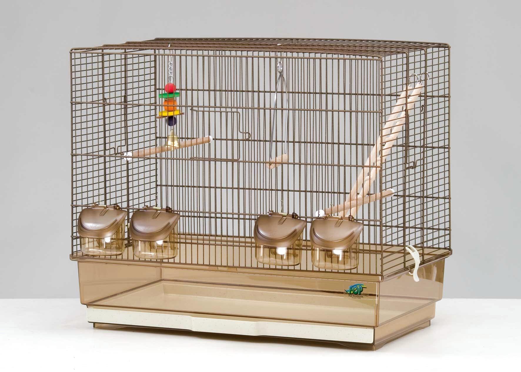 Клетки для птиц – основные критерии выбора
