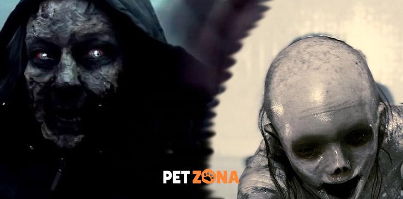 Самые страшные мифические существа (полулюди - полуживотные)